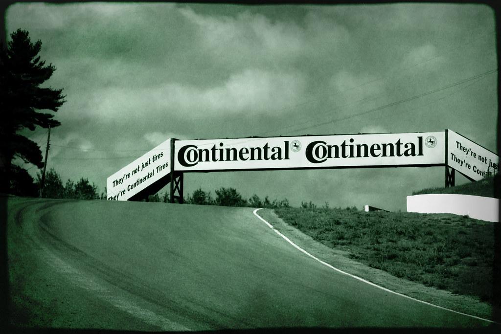 Continental Tire Bridge, Mosport