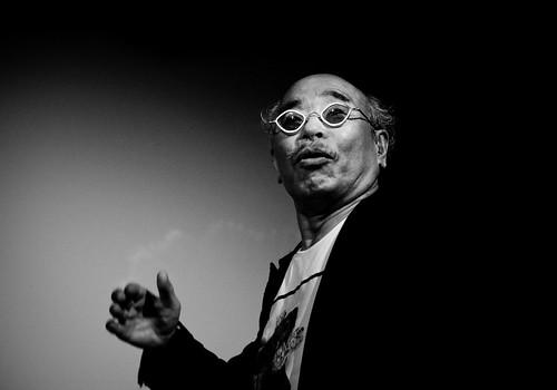 Nobuyoshi Araki (荒木 経惟) by kirainet