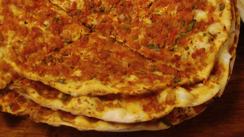 Lahmacun at Ozlem