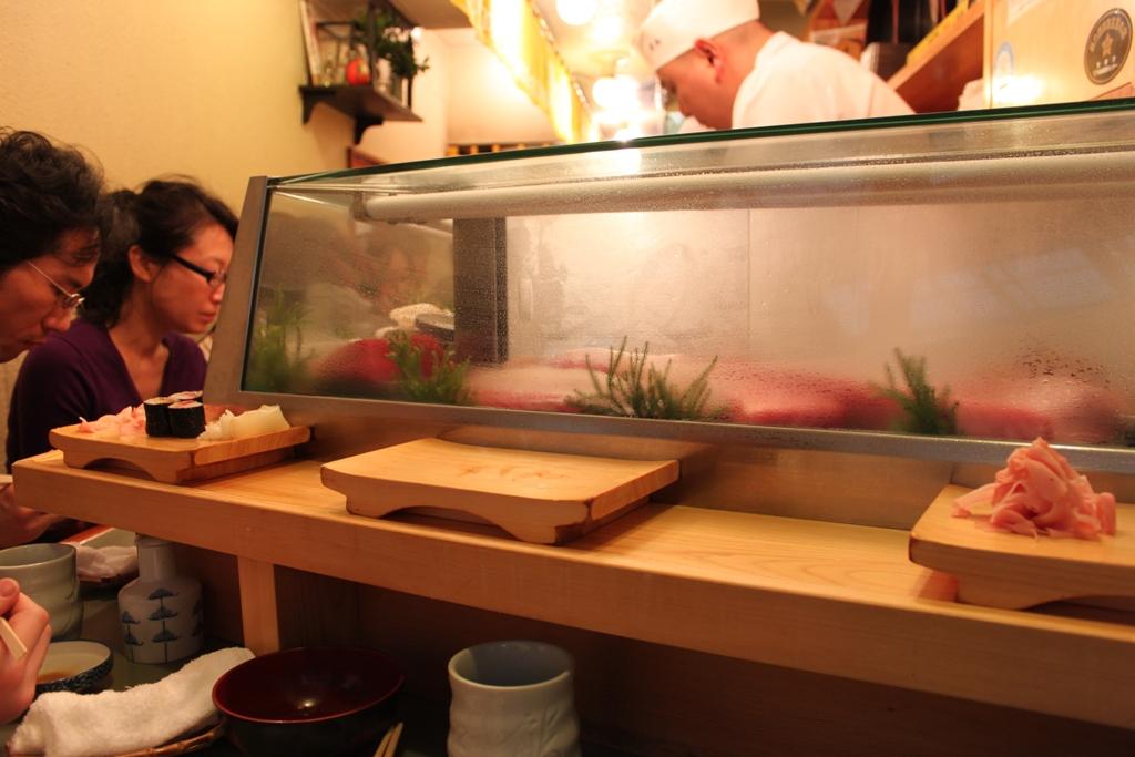 Daiwa Sushi – Tsukiji