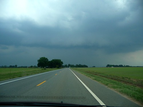 Heading Toward the Storm