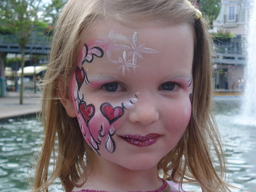 Coolest Face Paint EVER