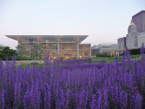 Lurie Garden and Modern Wing