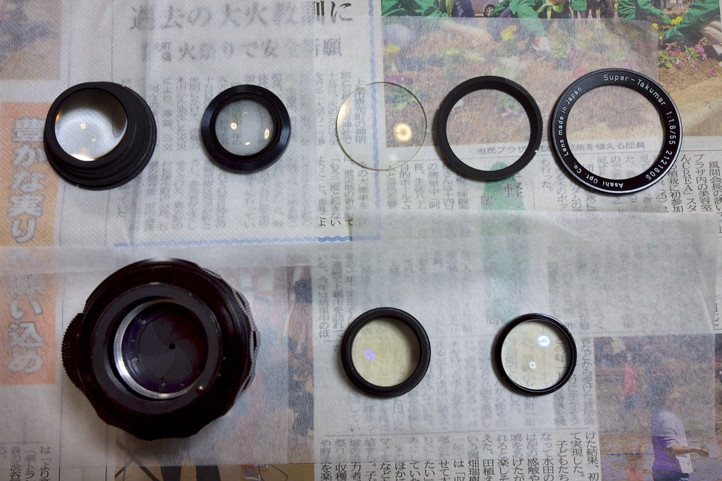 Lens Maintenance #6