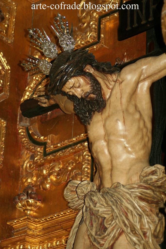 Santísimo Cristo de la Vera+Cruz. Juan de Mesa 1624