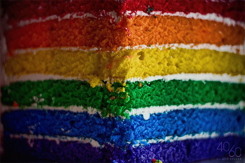 Rainbow Cake Surprise Explored!