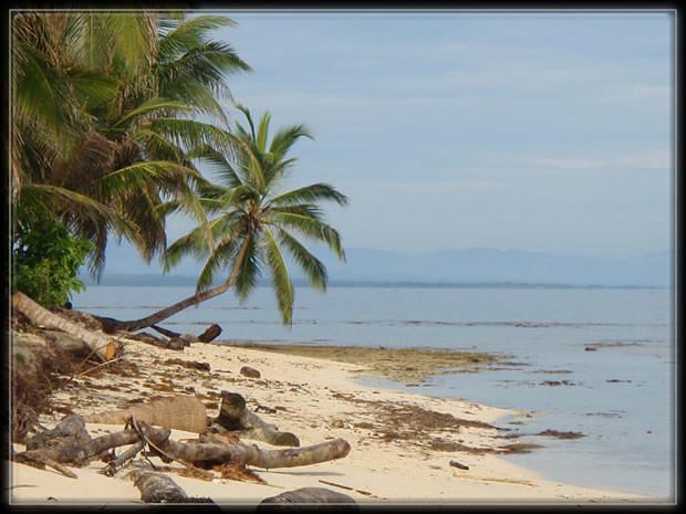 San Blas - Panama,Kuna Yala,Kuna,Amerindiens,plage