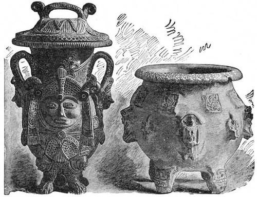 Aztec Pottery