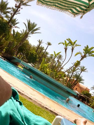 Marrakech: hotel Kenzi Semiramis