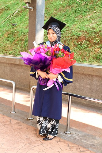 her convo day