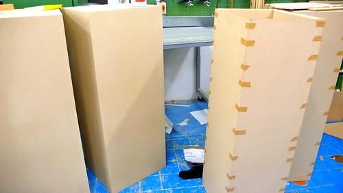 making plinths