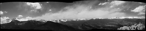Rocky Mountain Panorama