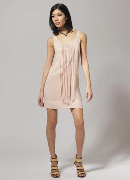 Leyendecker Fringe Dress