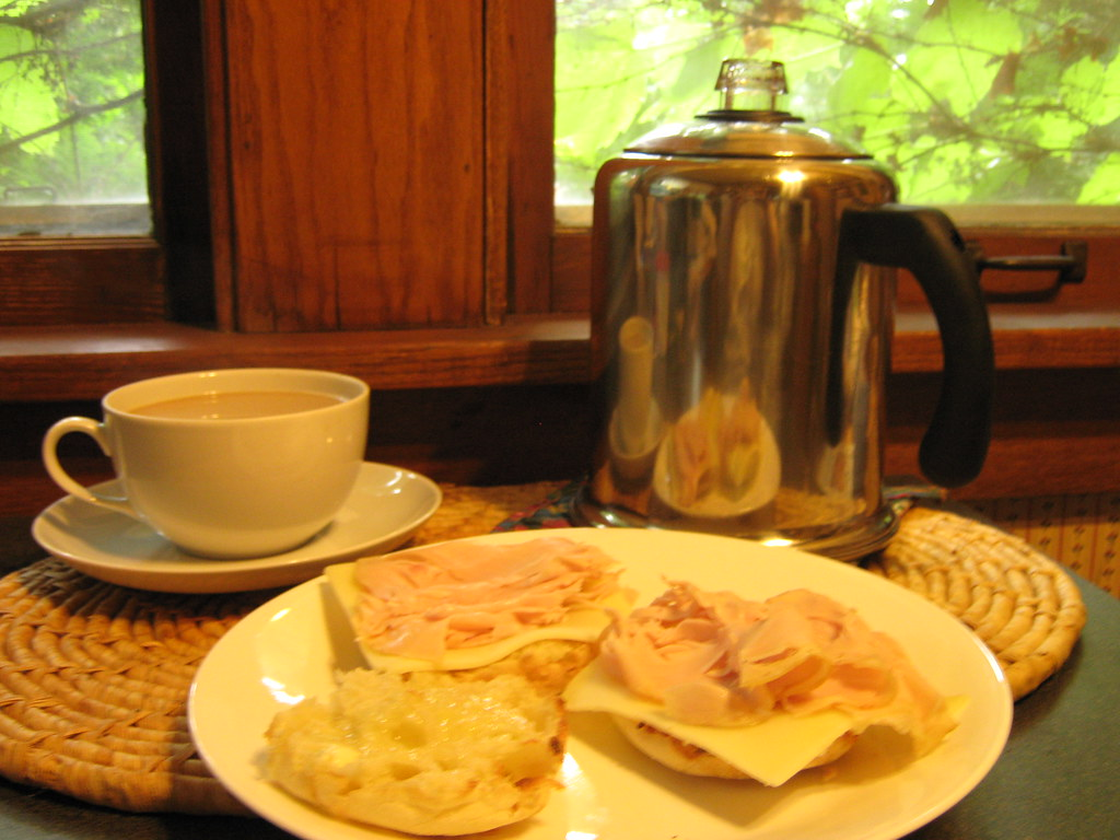 Joy of Cooking:  Recipe #10, Cafe au Lait