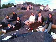 Picknick 5/6 (Atomeyes) Tags: hanna carl pm fest josefina petter skinnarviksberget bungan