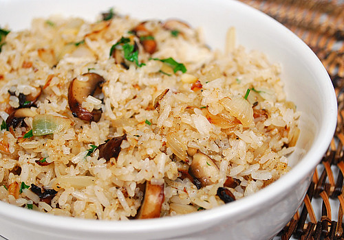 we are a rice loving family but plain rice gets really boring after ...