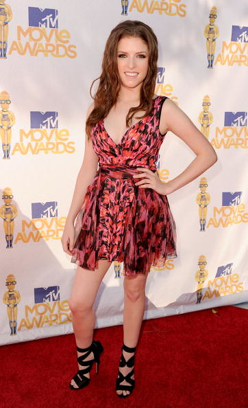 MTV Movie Awards 2010 Anna Kendrick