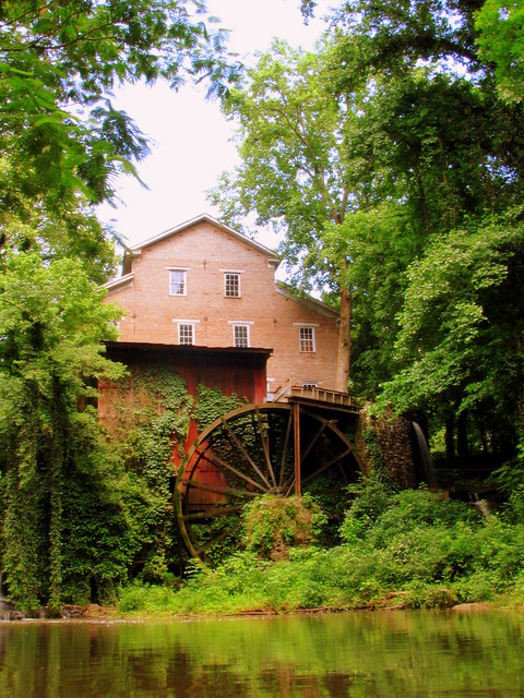 Falls Mill (version 5)