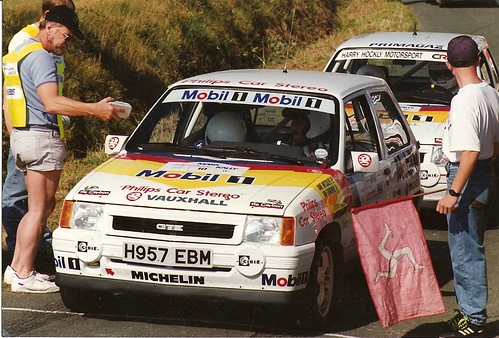 Vauxhall Nova Rally Car. RALLY CARS (Set)