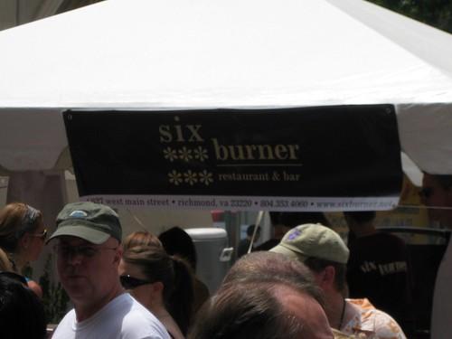 Six Burner