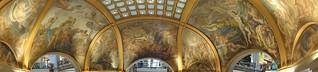 Galeria ceiling