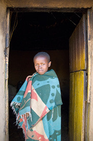Lesotho: Equipping Vulnerable Children with Survival Tools