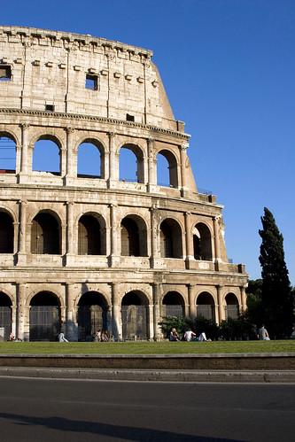 Colosseum Facade