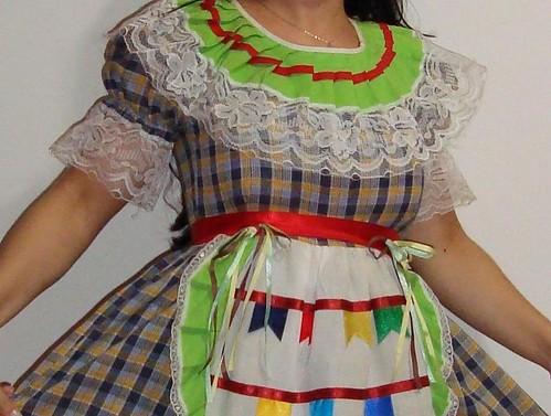modelo vestidos de quadrilha