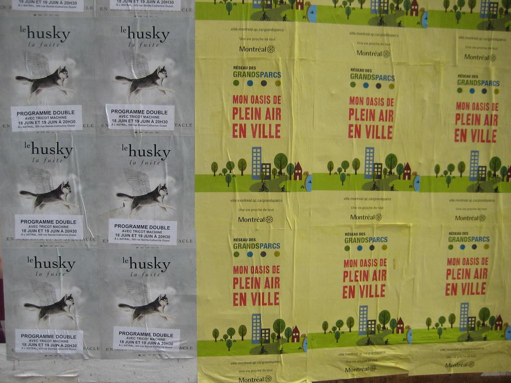 Ville de Montreal and Le Husky