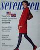 Seventeen magazine july 1967 (Simons retro) Tags: magazine mod 60s july 1967 1960s twiggy seventeen