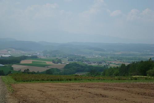 麓郷展望台