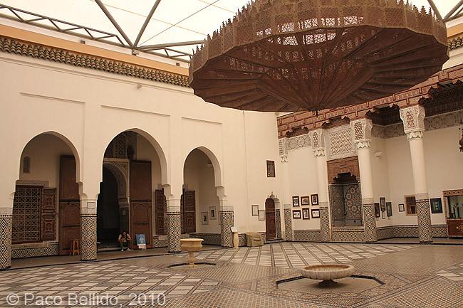 Museo de Marrakech. © Paco Bellido, 2010