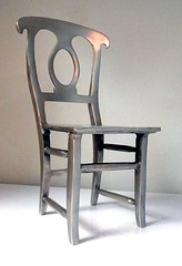 pewter-chair