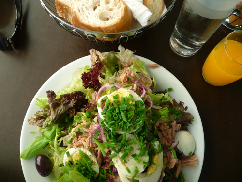nizza salad at do-an