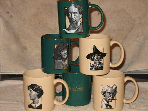 Author mugs for sale