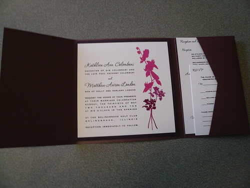4710017631 df42c4aacf m Wedding Invitations And Wording And Response Card