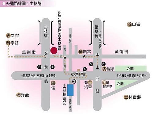 郭元益map