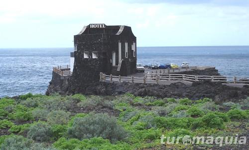 El Hierro - hotel más pequeno del mundo