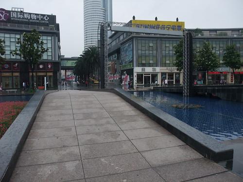 天一広場:寧波