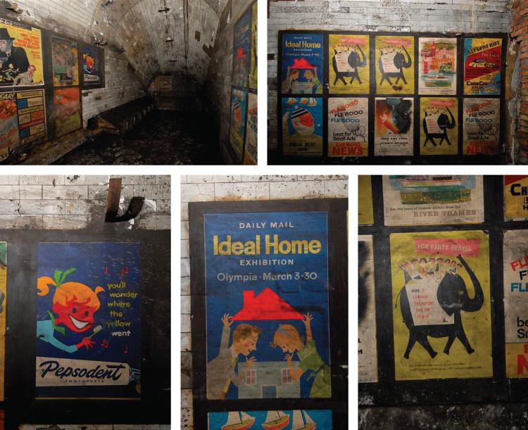 Hidden Posters