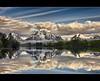 Oxbow Bend - Grand Teton National Park (Wil_Bloodworth) Tags: mountain mountains reflection water clouds river landscape mirror nationalpark bravo snakeriver wyoming mountmoran grandtetons tetons polarizer moran jacksonhole grandtetonnationalpark bloodworth specland singhray lbwarmingpolarizer tpslandscape