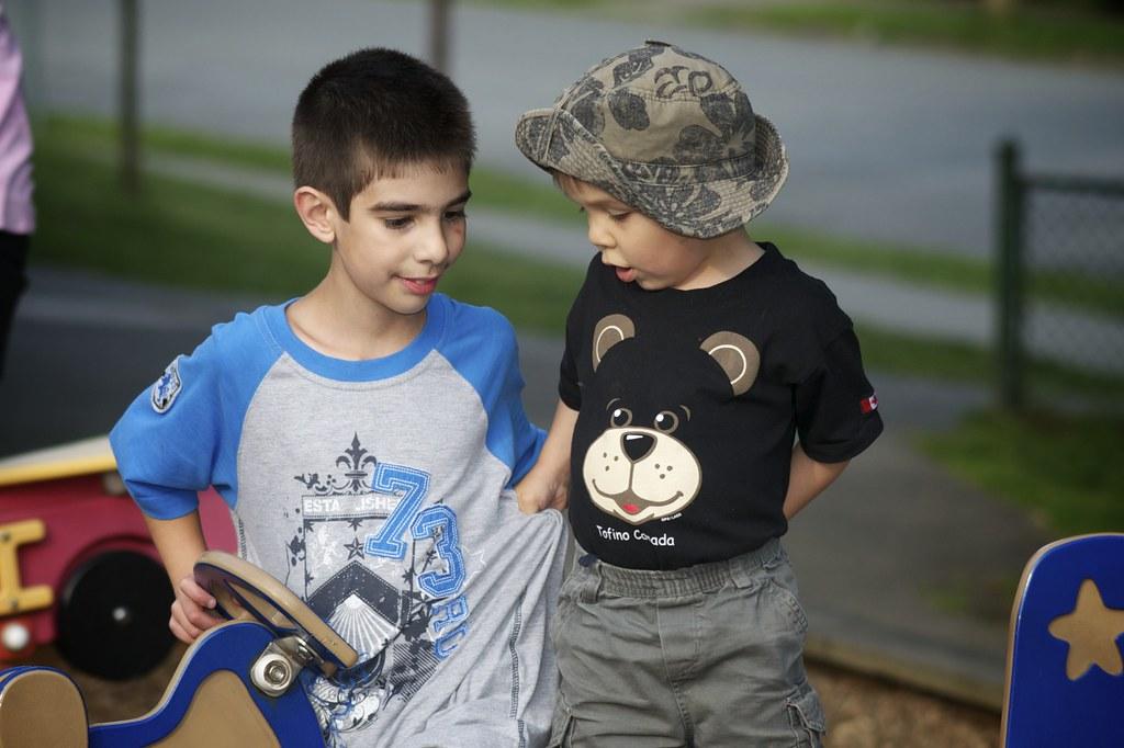 Malcolm and Joseph