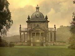 Temple of the Four Winds, Castle Howard (Kurlylox1) Tags: gardens architecture landscape 17thcentury diana romantic textured monumental castlehoward templeofthefourwinds