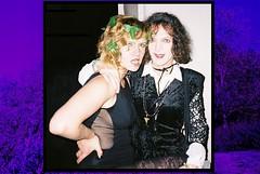 Halloween Blue (Pollygraphix) Tags: halloween costume tv goth transvestite trans burlesque fancydress brolita