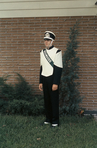 High School Bandsman