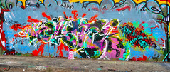 Nesta (funkandjazz) Tags: california graffiti nesta eastbay lords tfl osd
