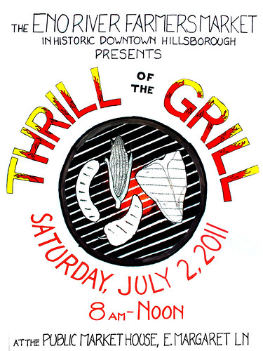 thrill of the grill2011