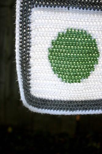 Modern Baby Crochet Dot