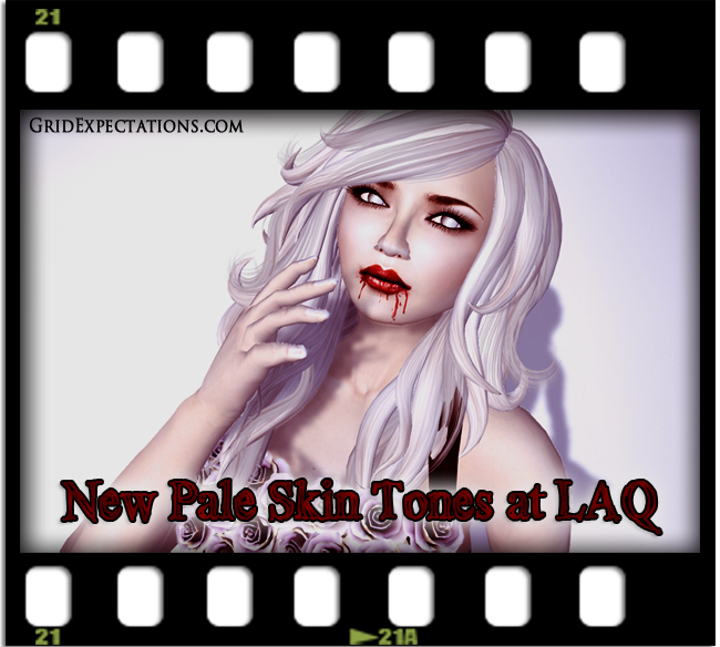 LAQ Pale Skintones at GridExpectations