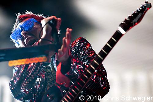 Muse - 10-29-10 - Voodoo Festival, City Park, New Orleans, LA